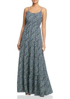 MICHAEL Michael Kors Ditsy Floral-Print Maxi Dress