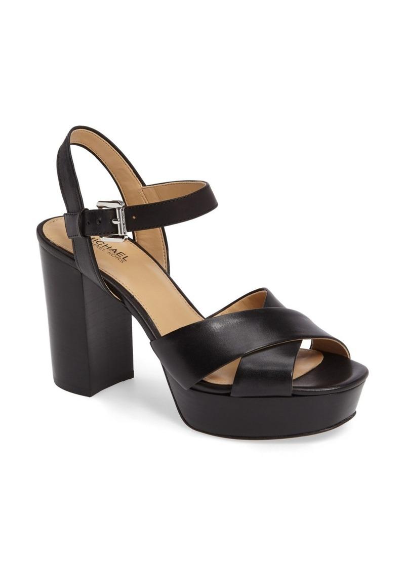 MICHAEL Michael Kors Divia Platform Sandal (Women)