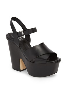 MICHAEL Michael Kors Divia Demi Wedge Sandal (Women)