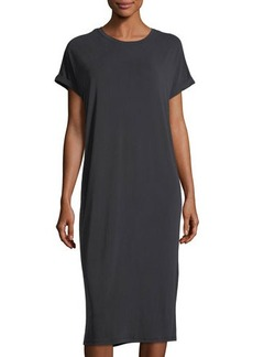 MICHAEL Michael Kors Dolman-Sleeve Jersey Shift Dress