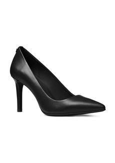 MICHAEL Michael Kors Dorothy Flex Leather Pointed Toe High Heel Pumps