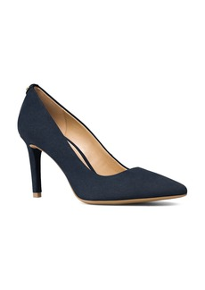 MICHAEL Michael Kors Dorothy Flex Suede Pointed Toe High-Heel Pumps