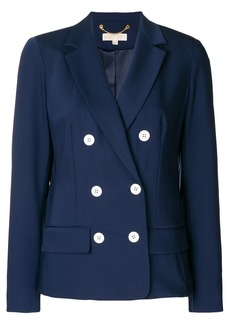 Michael Michael Kors double-breasted blazer - Blue