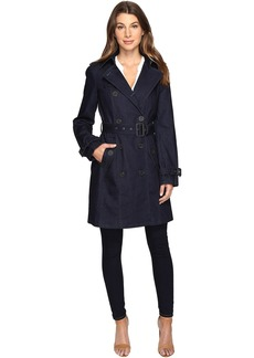 MICHAEL Michael Kors Double Breasted Trench M722078R74