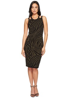 MICHAEL Michael Kors Double Trim Tank Dress