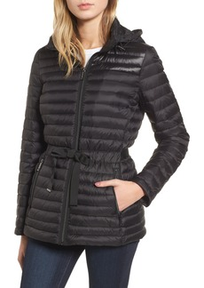 MICHAEL Michael Kors Down & Feather Fill Jacket