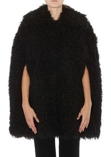 Michael Michael Kors Eco Fur Cape