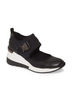 MICHAEL Michael Kors Effie Mary Jane Wedge Sneaker (Women)