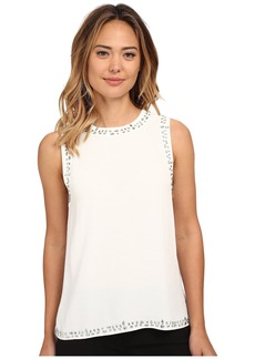 MICHAEL Michael Kors Embellish Tank Top