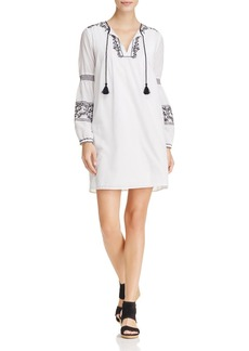 MICHAEL Michael Kors Embroidered Dress - 100% Exclusive
