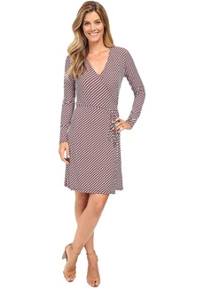 MICHAEL Michael Kors Esher Matte Jersey Wrap Dress
