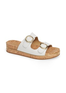 MICHAEL Michael Kors Estelle Slide Sandal (Women)