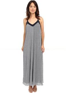 Estrada Pleated Dress
