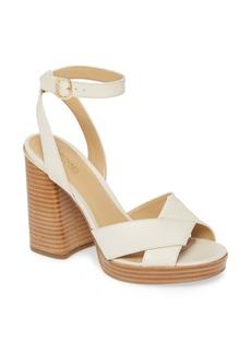 MICHAEL Michael Kors Fallon Ankle Strap Sandal (Women)