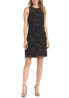 MICHAEL Michael Kors Feather Shift Dress