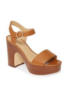 MICHAEL Michael Kors Fiona Platform Sandal (Women)