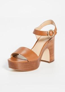 MICHAEL Michael Kors Fiona Platform Sandals
