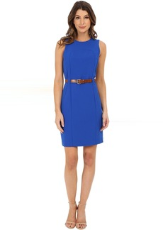 MICHAEL Michael Kors Fitted Seam Dress