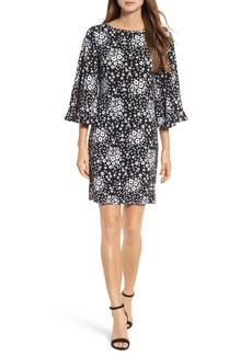 MICHAEL Michael Kors Floral Mod Shift Dress