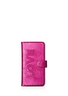 MICHAEL Michael Kors Folio iPhone 7 Plus Case