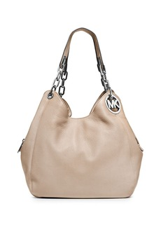 MICHAEL MICHAEL KORS Fulton Leather Large Tote Bag