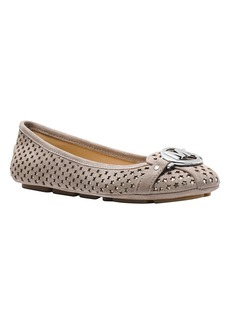 "MICHAEL Michael Kors ""Fulton"" Perforated Moccasins"