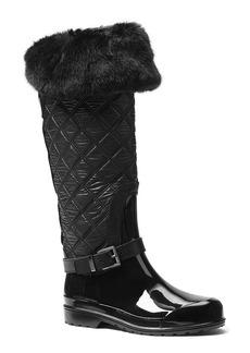 "MICHAEL Michael Kors® ""Fulton"" Quilted Rain Boots"