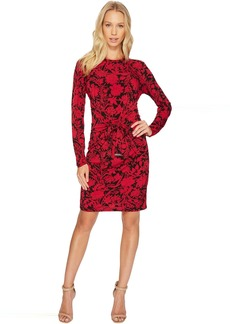 MICHAEL Michael Kors Garden Galore Twist Dress
