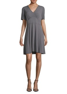MICHAEL MICHAEL KORS Geo-Print Sheath Dress