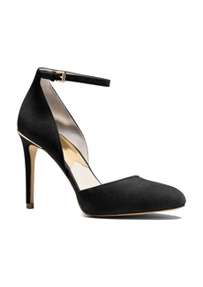 MICHAEL Michael Kors Georgia Ankle Strap High Heel Pumps