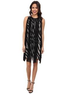 MICHAEL Michael Kors Ghanzi Sleeveless Fringe Dress