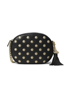MICHAEL Michael Kors® Ginny Studded Medium Messenger Bag