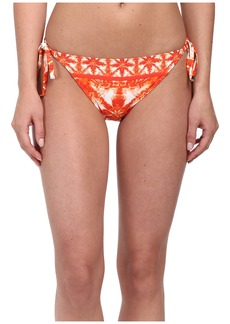 MICHAEL Michael Kors Glazed Tile Side Tie Euro String Swim Bottom