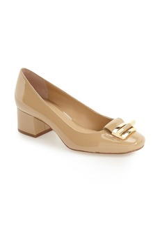 MICHAEL Michael Kors 'Gloria' Square Toe Pump (Women)