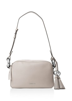 MICHAEL Michael Kors Grand Medium Leather Shoulder Bag