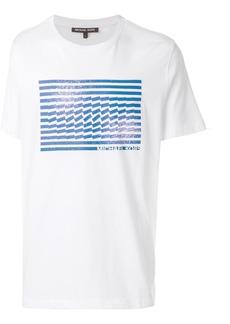 Michael Michael Kors graphic-print T-shirt - White