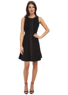 MICHAEL Michael Kors Grommet Cutout Dress
