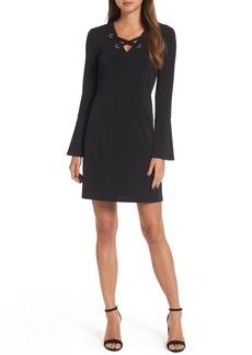 MICHAEL Michael Kors Grommet Lace Shift Dress