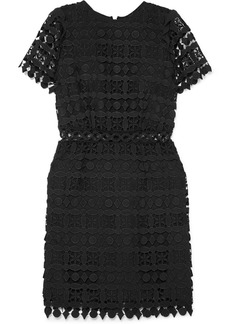 MICHAEL Michael Kors Guipure Lace Mini Dress