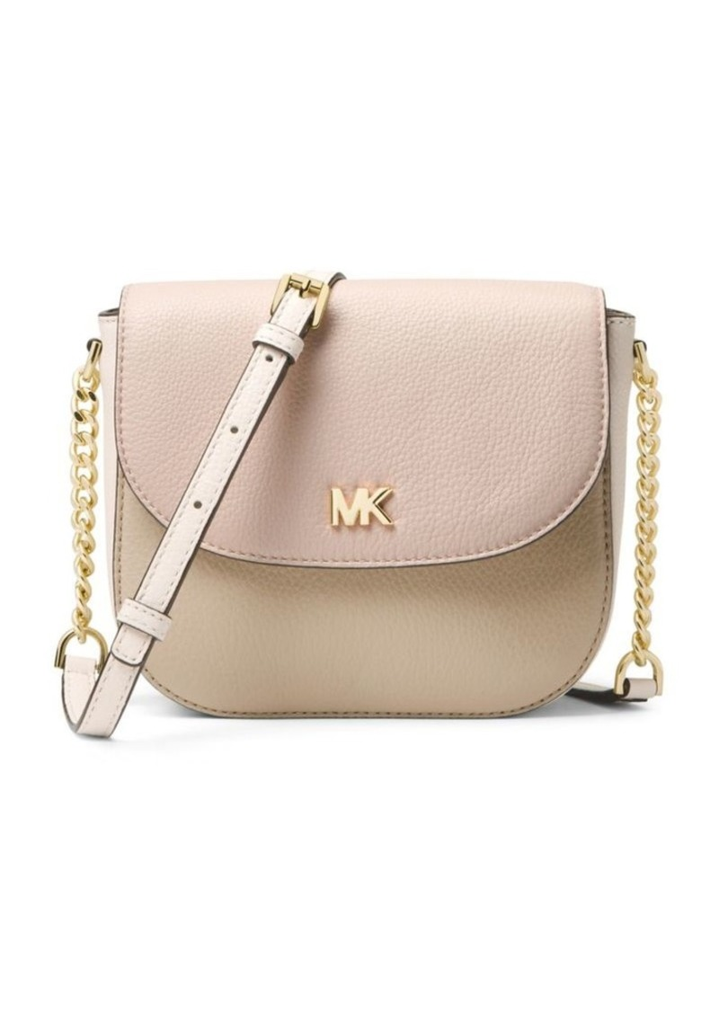 9a56e7f51f94 MICHAEL Michael Kors MICHAEL MICHAEL KORS Half-Dome Leather ...