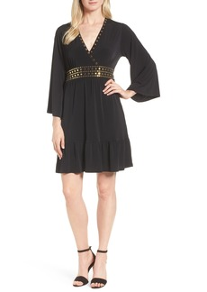 MICHAEL Michael Kors Hardware Dress
