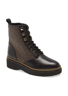 MICHAEL Michael Kors Haskell Combat Boot (Women)