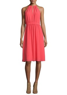 MICHAEL Michael Kors Hayden Chain-Link Dress