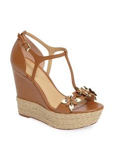 MICHAEL Michael Kors Heidi Wedge Sandal (Women)