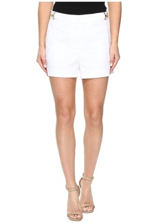 MICHAEL Michael Kors High Waist Stitch Shorts