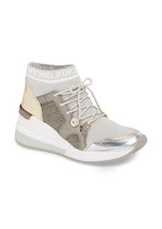 MICHAEL Michael Kors Hilda Wedge Sneaker (Women)