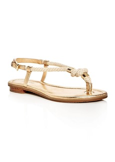 MICHAEL Michael Kors Holly Metallic Sandals