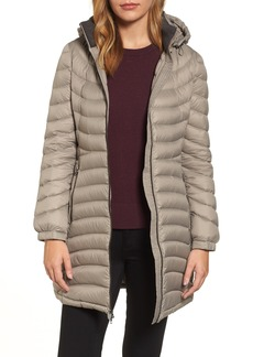MICHAEL Michael Kors Hooded Down Coat (Regular & Petite)