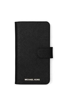 MICHAEL Michael Kors iPhone X Leather Folio Case