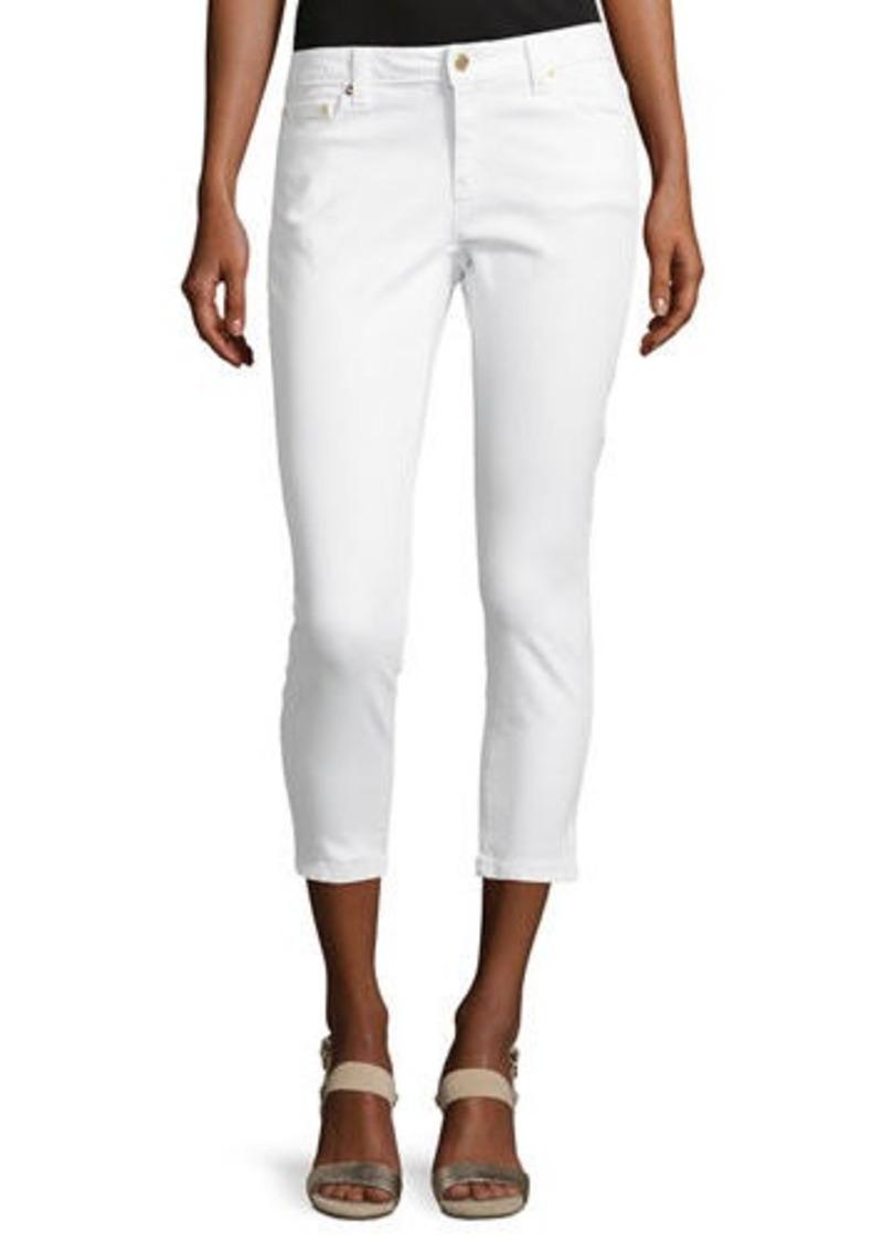 34d430b3431e MICHAEL Michael Kors MICHAEL Michael Kors Izzy Cropped Skinny Jeans ...